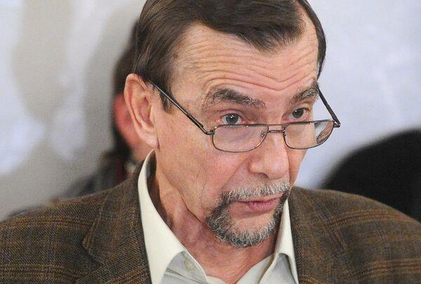 Líder del movimiento Pro Derechos Humanos Lev Ponomariov - Sputnik Mundo
