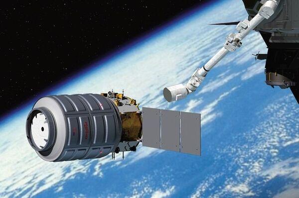 Nave de carga Cygnus - Sputnik Mundo
