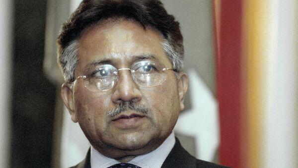Pervez Musharraf - Sputnik Mundo