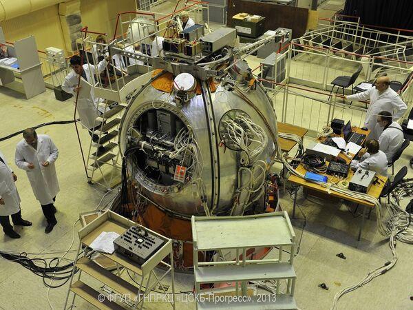 El satélite de investigación bilógica Bion-M1 - Sputnik Mundo