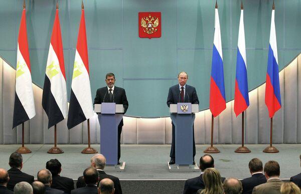 Egipto propone a Rusia cooperar en su programa nuclear - Sputnik Mundo