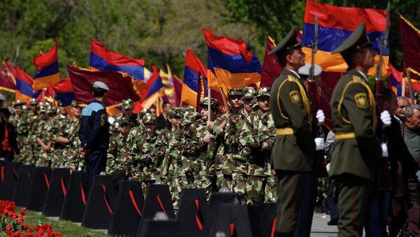 La Eurocámara insta a Turquía a reconocer el genocidio de armenios - Sputnik Mundo