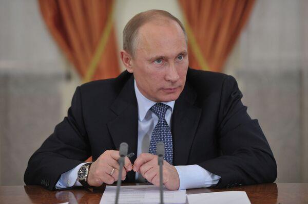 Putin descarta dolo y negligencia criminal en el 'caso Magnitski' - Sputnik Mundo