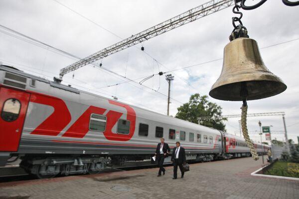 El monopolio ferroviario ruso RZD mira hacia Latinoamérica - Sputnik Mundo