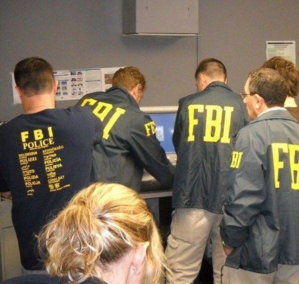 Agentes de la FBI - Sputnik Mundo