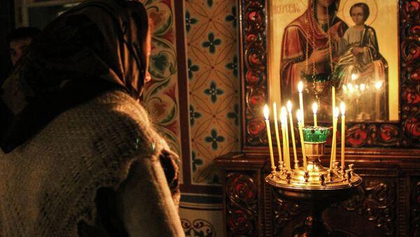 Ofender sentimientos religiosos en Rusia se castigará con hasta tres años de cárcel - Sputnik Mundo