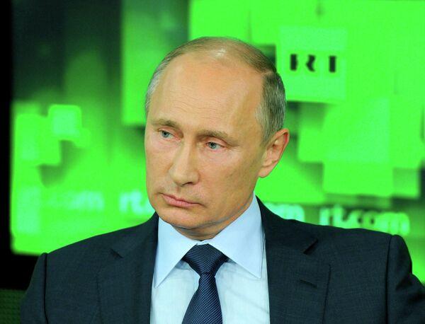 Putin: El liderazgo resultó una trampa para EEUU - Sputnik Mundo
