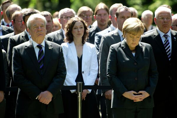 Alemania rinde homenaje a la primera revuelta anticomunista de la posguerra - Sputnik Mundo