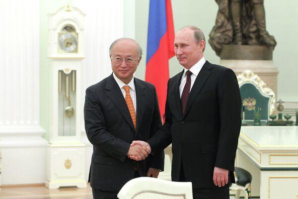 Putin: Rusia aumentará la producción de energía con reactores VVER - Sputnik Mundo