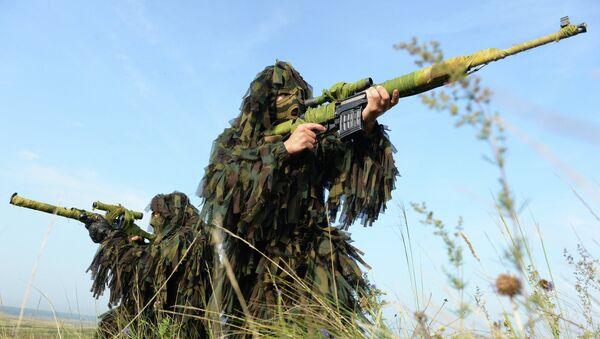 Rusia y China ultiman las maniobras antiterroristas Misión de Paz 2013 - Sputnik Mundo