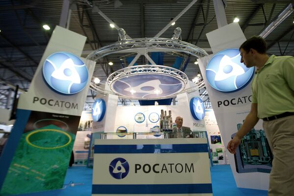 La corporación estatal rusa Rosatom - Sputnik Mundo