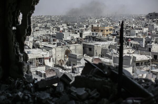 Damasco sitúa en 16.500 millones de dólares el daño causado por rebeldes - Sputnik Mundo