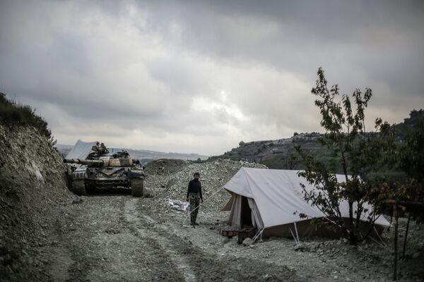 La situation en Siria - Sputnik Mundo