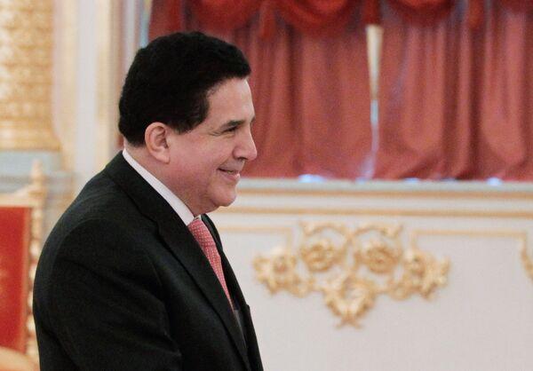 El embajador de Colombia en Moscú Rafael Amado (archivo) - Sputnik Mundo