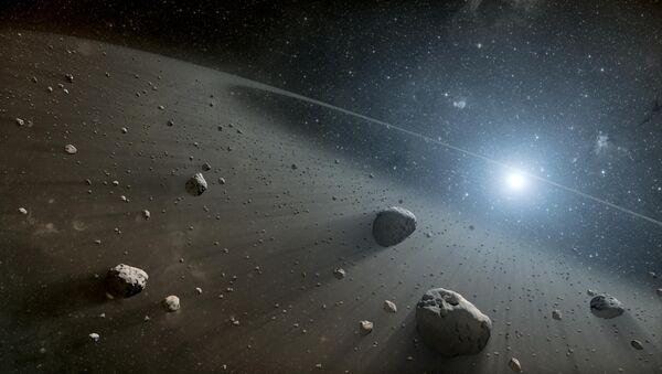 Astrónomos rusos descubren un asteroide de 600 metros entre Marte y Júpiter - Sputnik Mundo