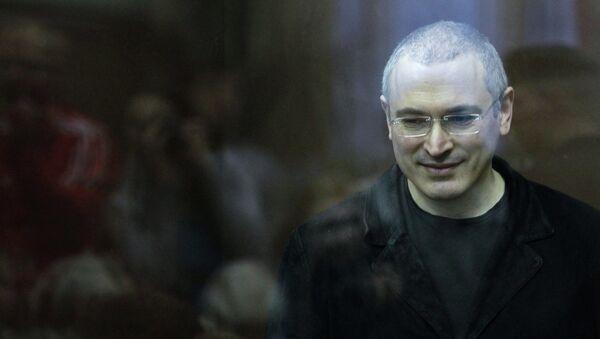 Mijaíl Jodorkovski - Sputnik Mundo