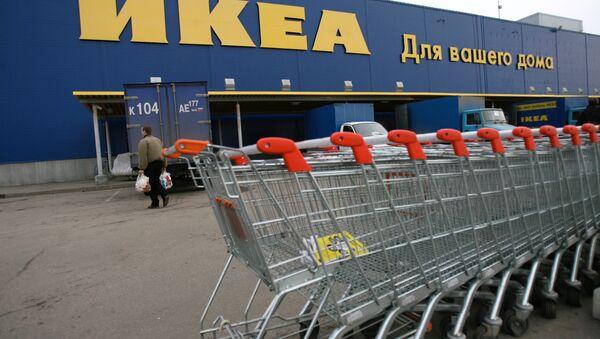 IKEA en Rusia (archivo) - Sputnik Mundo