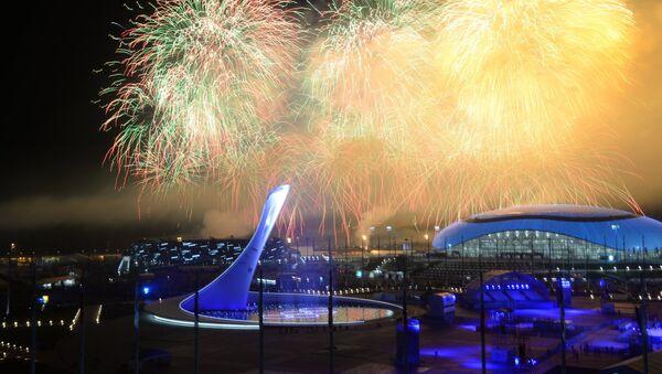 Gala de clausura de los Juegos Olímpicos de Sochi 2014 - Sputnik Mundo