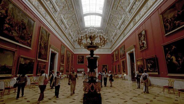 El Museo del Hermitage de San Petersburgo - Sputnik Mundo