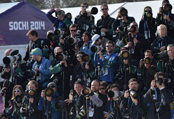 La ventana a Sochi: éxito de RIA Novosti en los Juegos Olímpicos - Sputnik Mundo