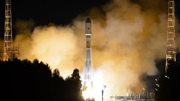 Lanzamiento del cohete Soyuz 2.1b (Archivo) - Sputnik Mundo
