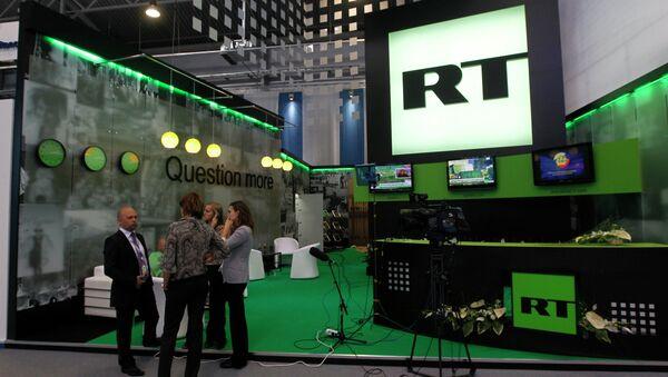 La cadena rusa RT alcanza los 2.000 millones de visitas en Youtube - Sputnik Mundo