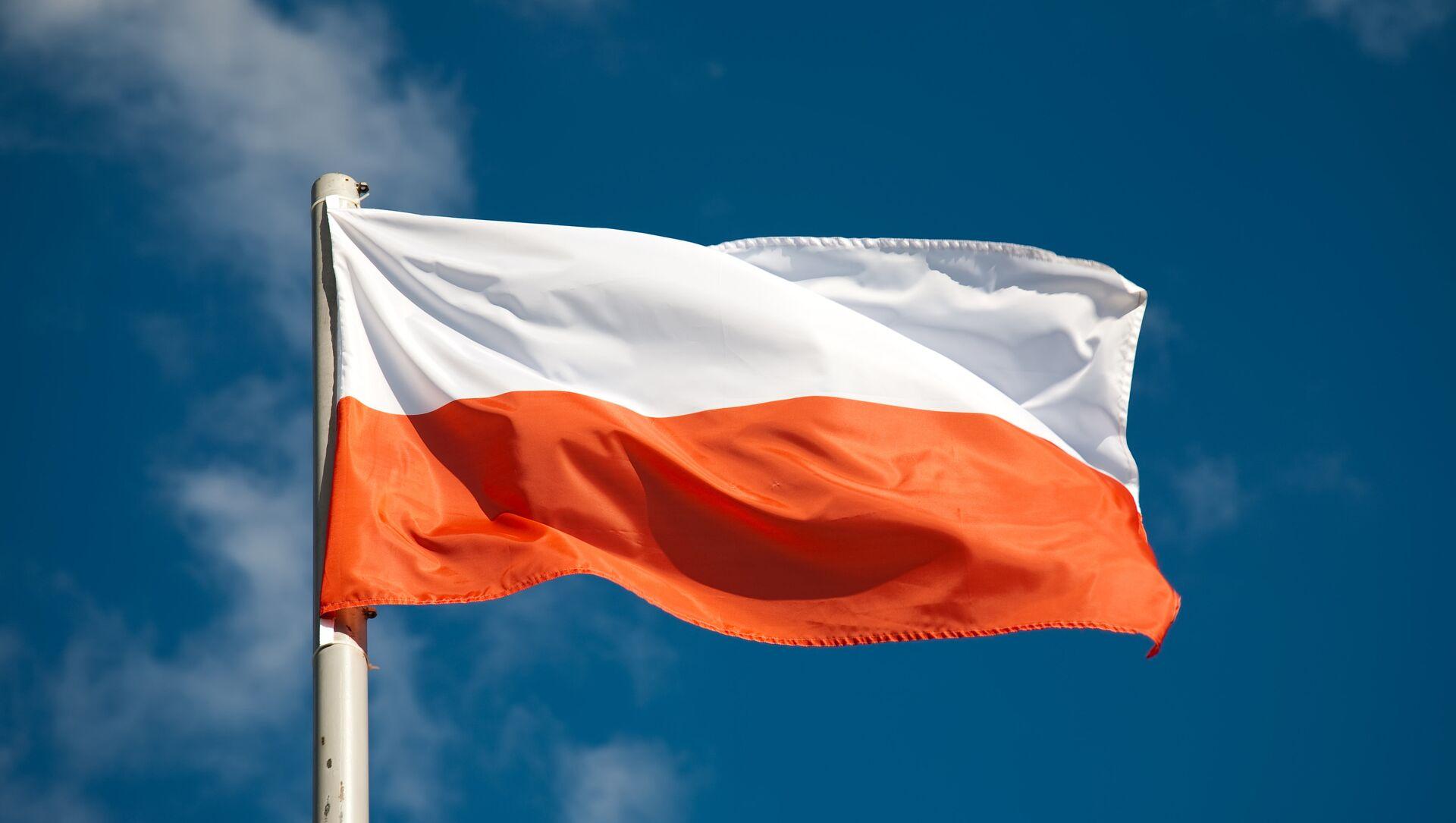 Bandera de Polonia - Sputnik Mundo, 1920, 04.02.2021
