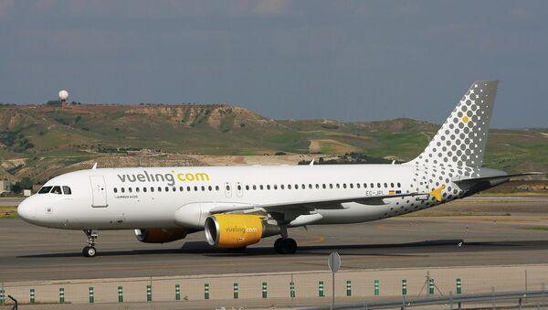 La aerolínea española de bajo coste Vueling Airlines conectará a partir de junio próximo la capital catalana, Barcelona, con la ciudad más occidental de Rusia, Kaliningrado - Sputnik Mundo