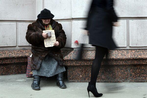 El número de los pobres en Rusia ronda los 16 millones - Sputnik Mundo