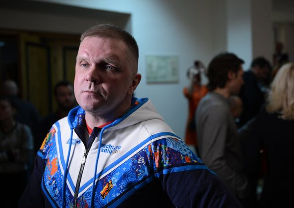 El enviado especial de Kommersant, Andréi Kolésnikov - Sputnik Mundo