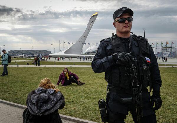 Servicios secretos de Rusia y otros países frustraron atentados en Sochi - Sputnik Mundo
