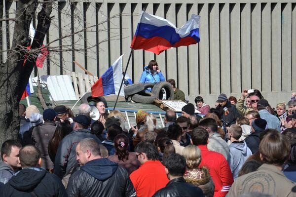 Putin indica que la clave es garantizar los derechos de los rusos de Ucrania - Sputnik Mundo