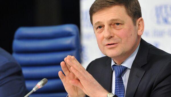 Oleg Ostapenko, jefe de la agencia espacial Roscosmos - Sputnik Mundo