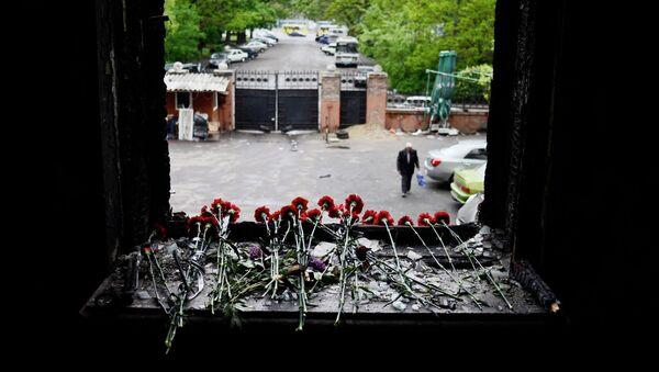 Veinte personas murieron en Odesa el 2 de mayo por inhalar gas tóxico - Sputnik Mundo