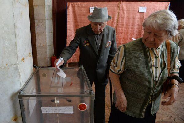 Kiev declara que el estatus de las regiones de Ucrania no cambiará a raíz del referendo - Sputnik Mundo