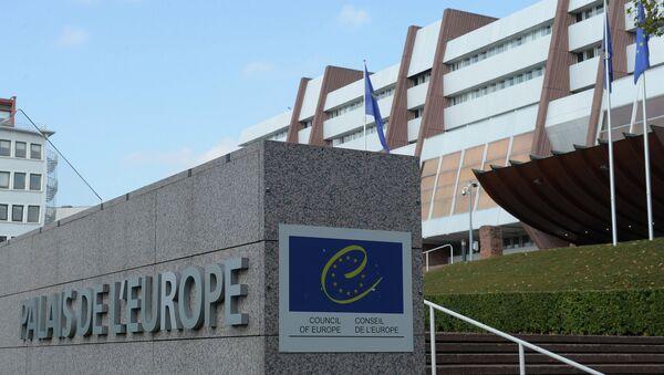 Edificio del Consejo de Europa (archivo) - Sputnik Mundo