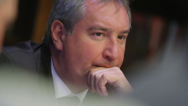 Dmitri Rogozin, viceprimer ministro de Rusia - Sputnik Mundo