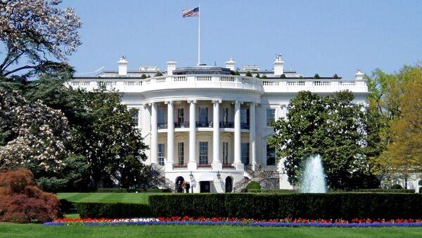 Белый Дом - Sputnik Mundo