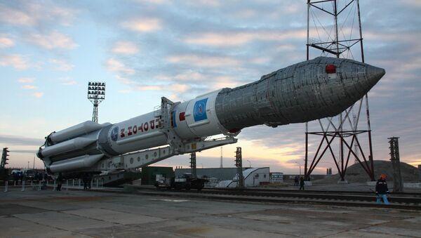 Cohete Proton-M - Sputnik Mundo