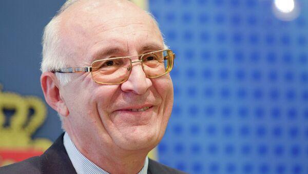 Zuráb Abashidze, representante especial del primer ministro de Georgia para las relaciones con Rusia - Sputnik Mundo