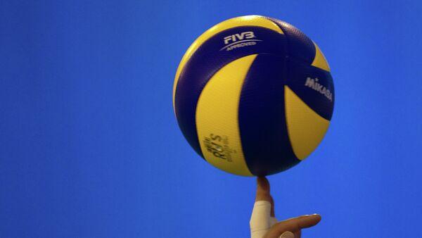 Competencia de voleibol - Sputnik Mundo