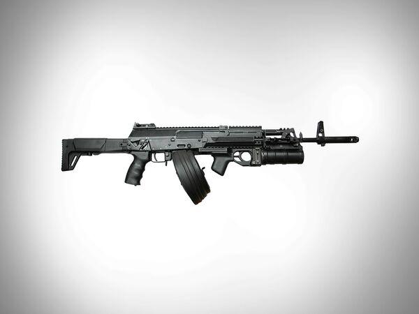 Fusil automático AK-12 - Sputnik Mundo