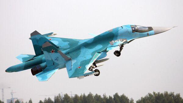 Су-34 - Sputnik Mundo