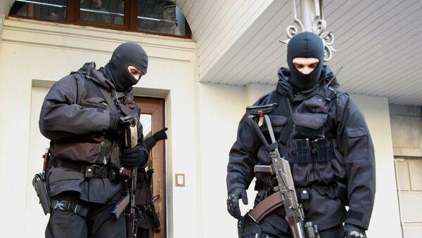 Soldados del Servicio de Seguridad de Ucrania - Sputnik Mundo