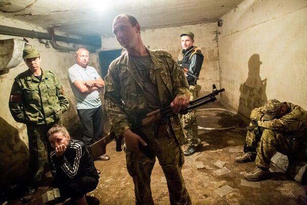 Kiev daría a las milicias de cinco a siete días para entregar las armas - Sputnik Mundo