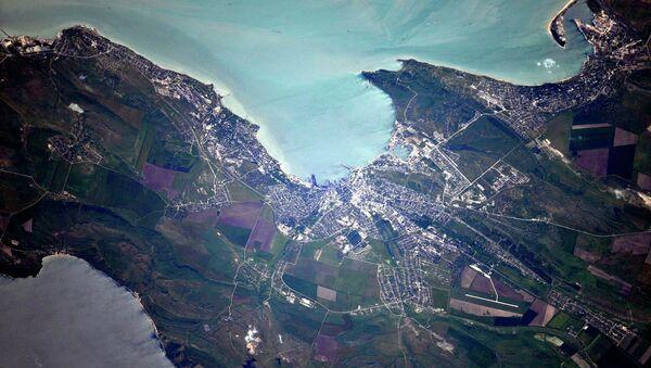 Crimea, vista desde el espacio - Sputnik Mundo