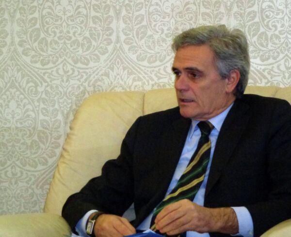 Embajador italiano en Rusia, Cesare Maria Ragaglini - Sputnik Mundo