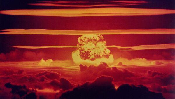 Corea del Norte anuncia prueba exitosa de una bomba de hidrógeno - Sputnik Mundo