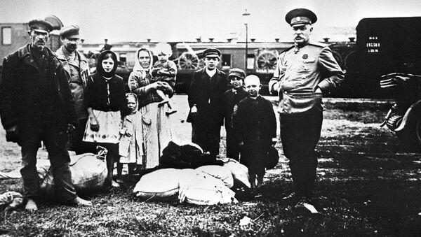 Rusia en la Primera Guerra Mundial - Sputnik Mundo