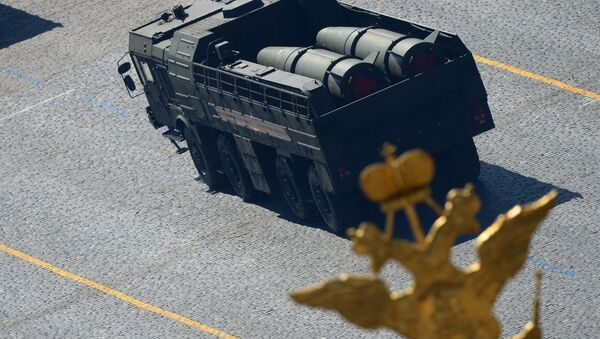 Misiles tácticos de Iskander-M - Sputnik Mundo
